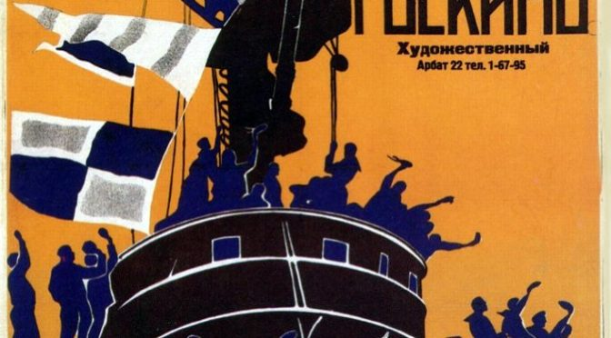 The greatest films of all time:1.The Battleship Potemkin (1925)