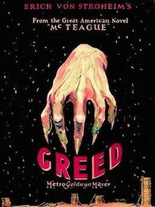 The Greatest films of all time:16.Greed (1924)