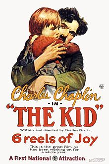 The Greatest films of all time: 15.The Kid (1921)