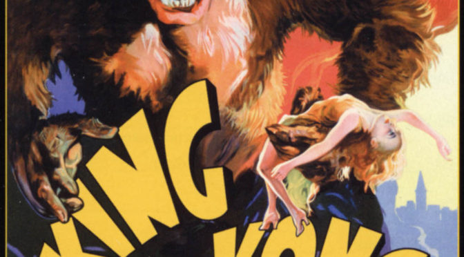 The Greatest films of all time:  24. King Kong (1933)