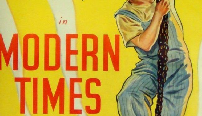 The Greatest films of all time:  25. Modern Times (1936)