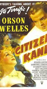 The Greatest films of all time:  34. Citizen Kane (1941)(USA)