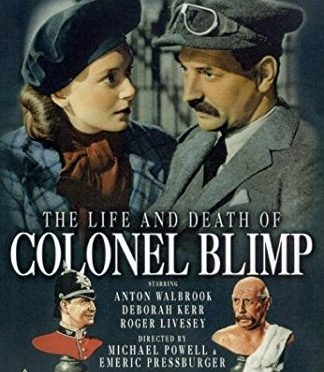 The Greatest films of all time:  33. The life and death of Colonel Blimp (1943)(UK)