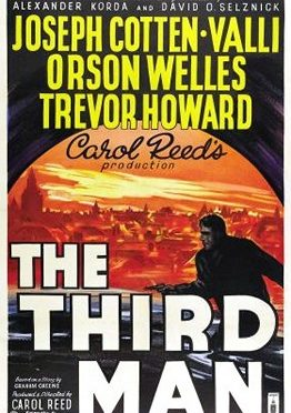 The Greatest films of all time:  39. The Third Man (1949)(UK)