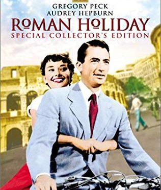 The Greatest films of all time:  43. Roman Holiday (1953)(USA)