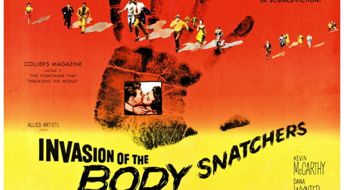 The Greatest films of all time: 47.Invasion of the Body Snatchers (1956)(USA)