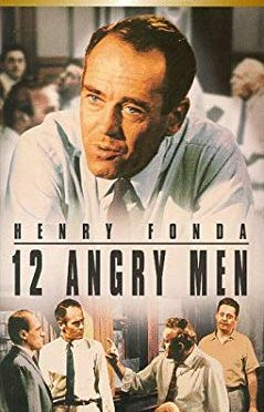 The Greatest films of all time:  53.12 Angry Men (1957)(USA)