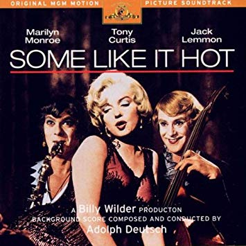 The Greatest films of all time:  54.Some like it Hot (1959)(USA)
