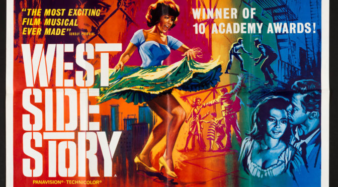 The Greatest films of all time:  57. West Side Story (1961) (USA)