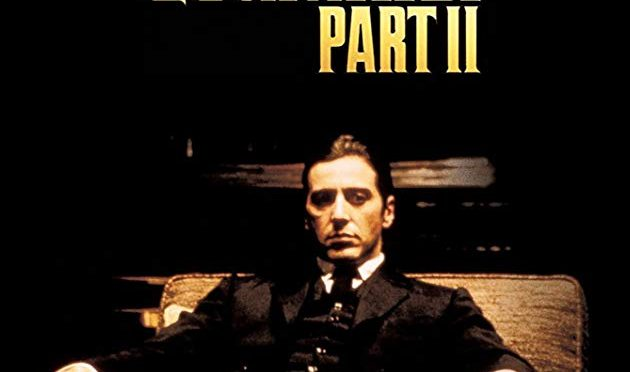The Greatest films of all time: 66.The Godfather (Part II) (1974) (USA)