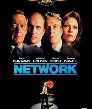 The Greatest films of all time: 69. Network (1976) (USA)