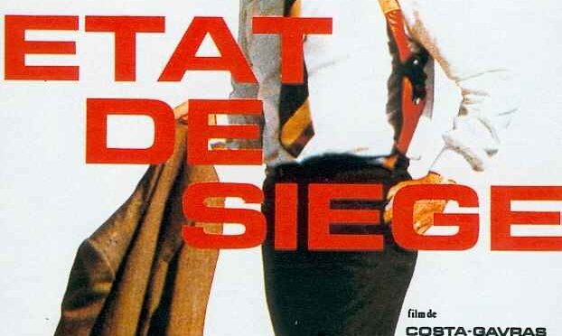 The Greatest films of all time: 65. State of Siege (1972) (France)