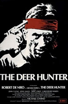 The Greatest films of all time: 72.The Deer Hunter (1978) (USA)