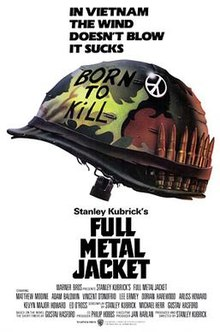 The Greatest films of all time: 76. Full Metal Jacket (1987) (USA)