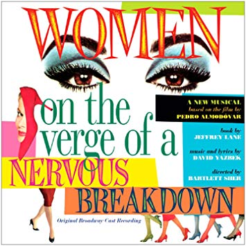 The Greatest films of all time: 78.Women on the verge of a nervous breakdown (1988) (Spain)