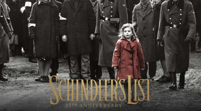 The Greatest films of all time: 79. Schindler's List (1993) (USA)