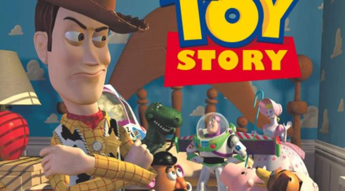 The Greatest films of all time: 81.Toy Story (1995) (USA)