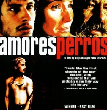 The Greatest films of all time:  84. Amores Perros (2000)/21 Grams (2003)/Babel (2006) (Mexico/USA/Japan)