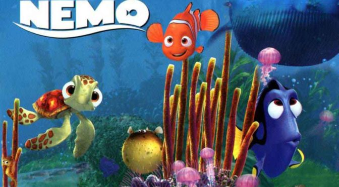 The Greatest films of all time: 88. Finding Nemo (2003) (USA)