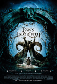 The Greatest films of all time: 92. Pan's Labyrinth (Mexico/Spain) (2006)